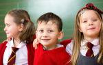 Какие правила поведения в школе?