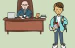Как составить заявление на работу несовершеннолетнего?