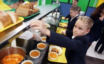 Заявление на льготное питание в школе – образец