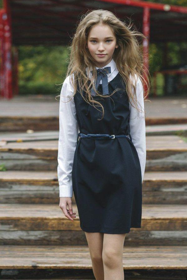 Как красиво одеться в школу