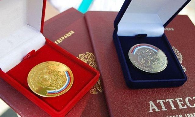Условия получения золотой и серебряной медали в школе