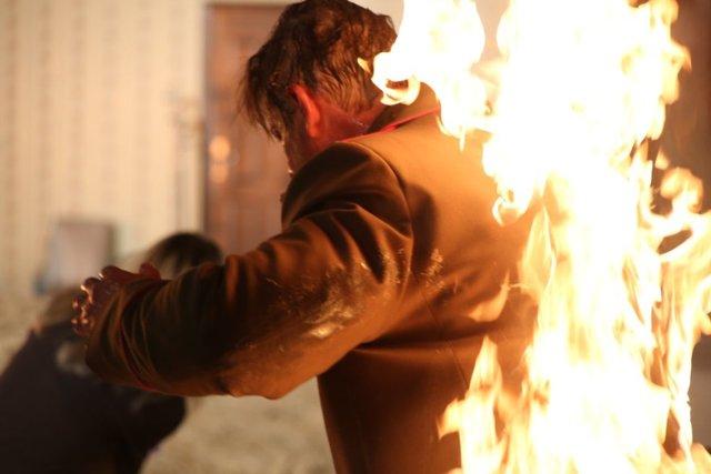 Правила поведения и эвакуации при пожаре в школе